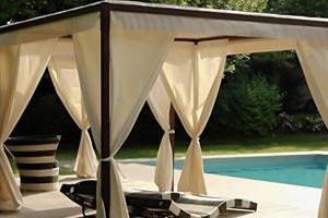 Tessuti per tende esterne impermeabili idee per la casa - Tende impermeabili da esterno ...